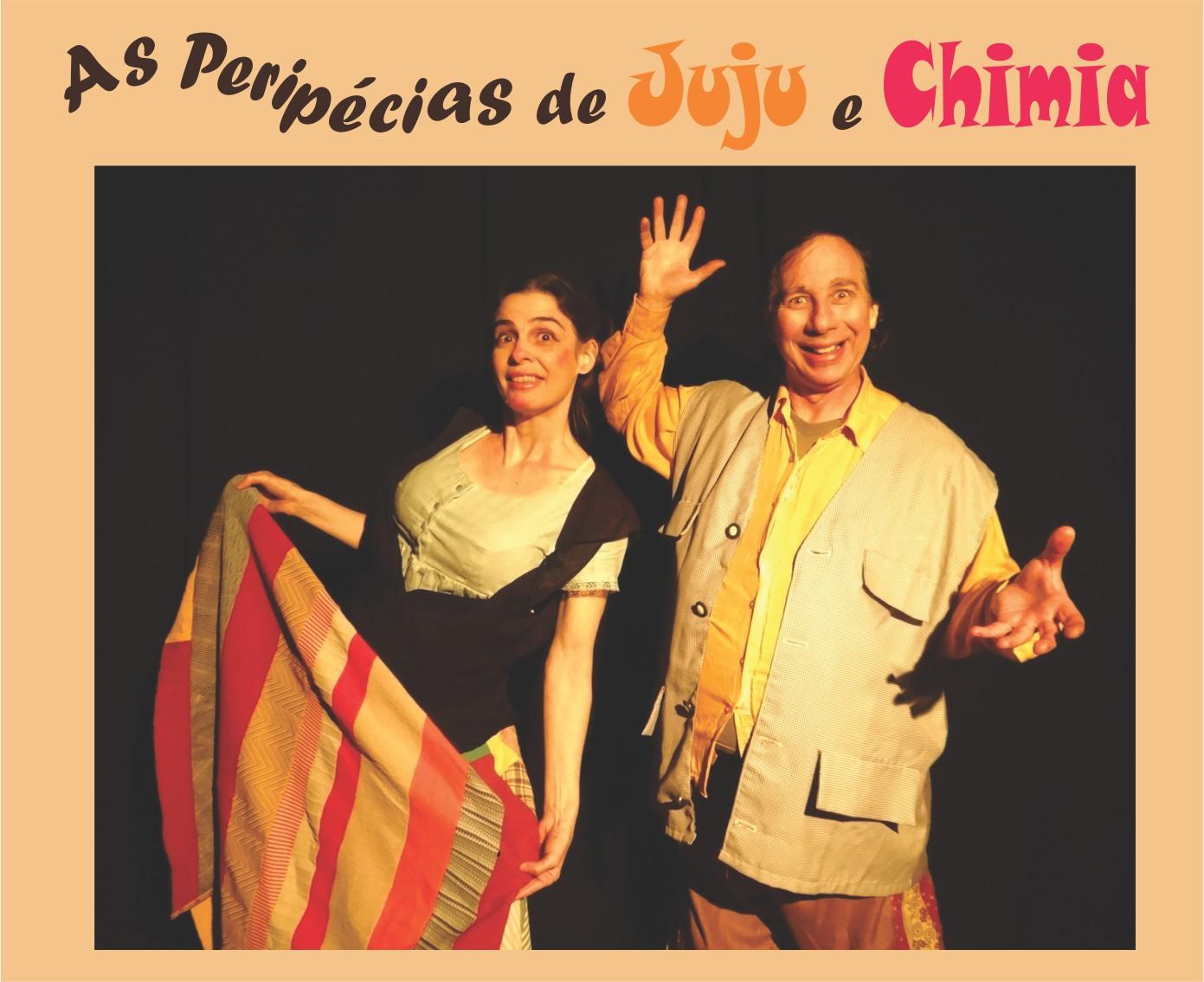 As Peripécias de Juju e Chimia